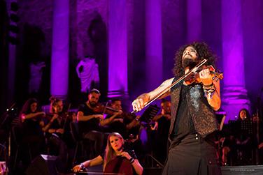 Concierto de Arcángel con Las Nuevas Voces Búlgaras y Katia Guerreiro